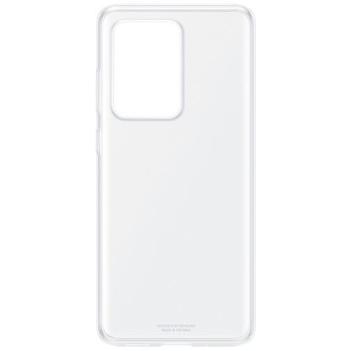 Productafbeelding van de Samsung Clear Cover Transparent Galaxy S20 Ultra