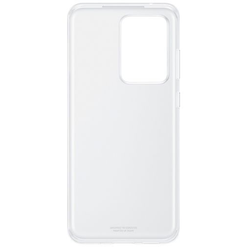 Produktimage des Samsung Clear Cover Transparent Galaxy S20 Ultra