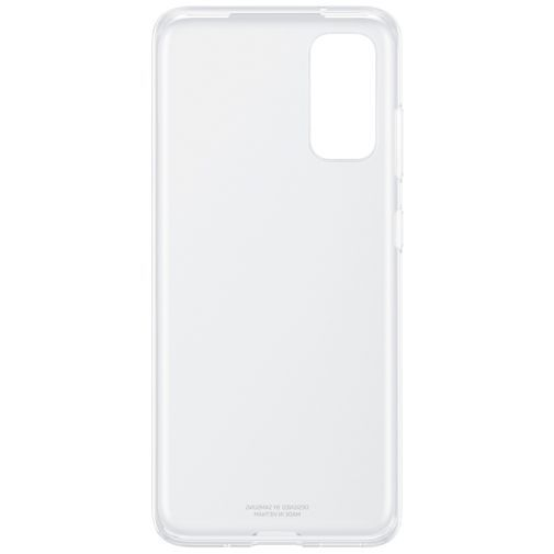 Productafbeelding van de Samsung Clear Cover Transparent Galaxy S20