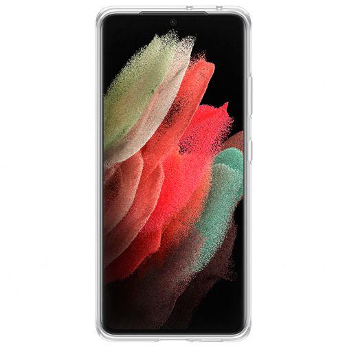 Productafbeelding van de Samsung Clear Back Cover Transparant Samsung Galaxy S21 Ultra