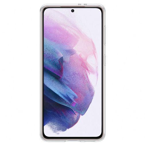 Productafbeelding van de Samsung Clear Back Cover Transparant Samsung Galaxy S21