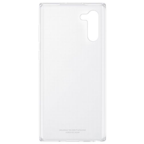 Produktimage des Samsung Clear Cover Transparent Galaxy Note 10