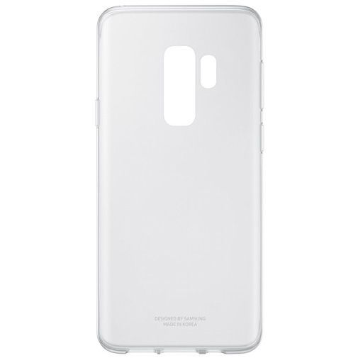 Produktimage des Samsung Clear Cover Transparent Galaxy S9+