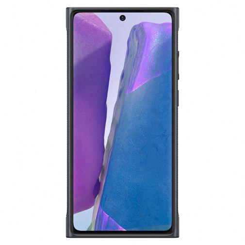 Productafbeelding van de Samsung Clear Protective Cover Black Galaxy Note 20