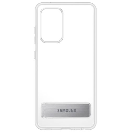 Productafbeelding van de Samsung Clear Standing TPU Back Cover Transparant Samsung Galaxy A52