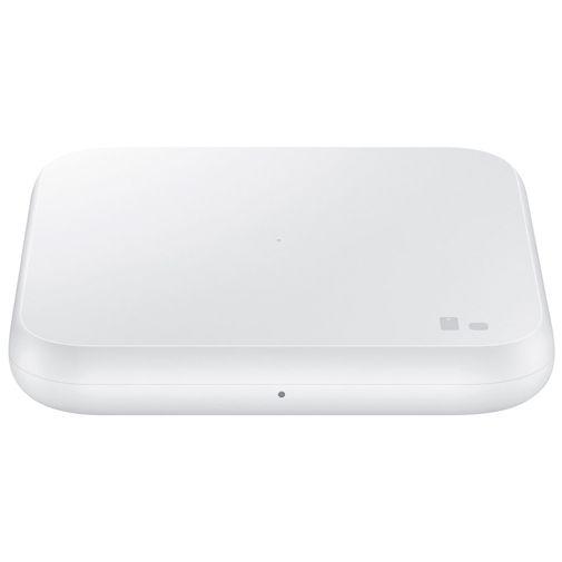Productafbeelding van de Samsung Draadloze Oplader + USB-C Kabel Wit