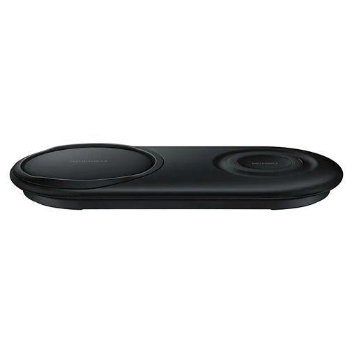 Productafbeelding van de Samsung Draadloze Snellader Duo Pad EP-P5200 Black
