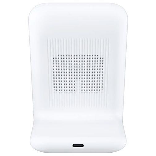 Produktimage des Samsung Wireless Quick Charger Stand 15W EP-N5200 Weiß