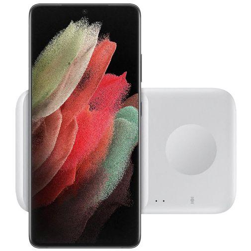 Productafbeelding van de Samsung Dual Draadloze Oplader Wit