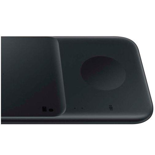 Productafbeelding van de Samsung Dual Draadloze Oplader Zwart