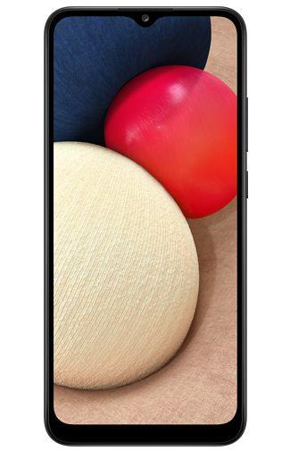 Productafbeelding van de Samsung Galaxy A02s 32GB Zwart