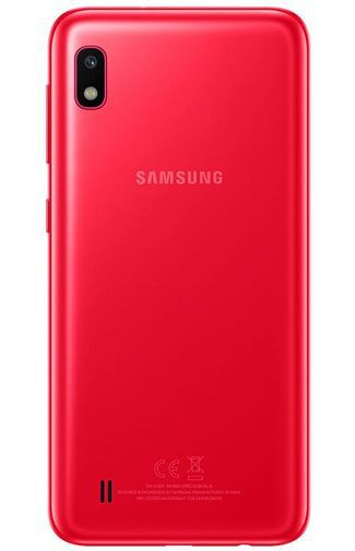 Productafbeelding van de Samsung Galaxy A10 Red