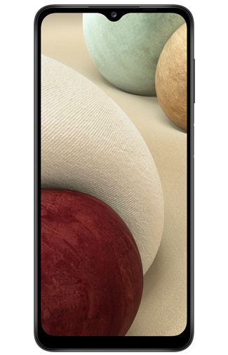 Product image of the Samsung Galaxy A12 32GB Black