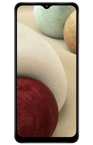 Product image of the Samsung Galaxy A12 64GB White