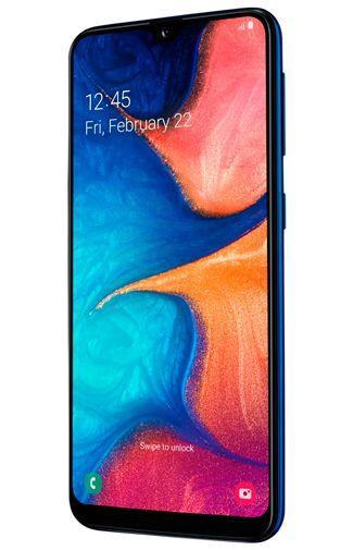 Productafbeelding van de Samsung Galaxy A20e Blue