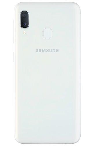 Productafbeelding van de Samsung Galaxy A20e White