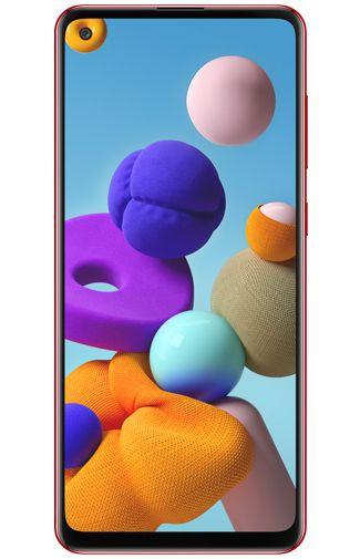 Productafbeelding van de Samsung Galaxy A21s 32GB Red