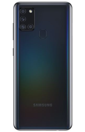 Productafbeelding van de Samsung Galaxy A21s 64GB Black
