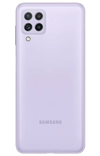 Product image of the Samsung Galaxy A22 128GB A225 Purple