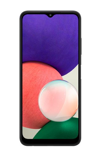 Product image of the Samsung Galaxy A22 5G A226 Gray