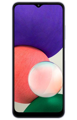 Produktimage des Samsung Galaxy A22 5G A226 Lila