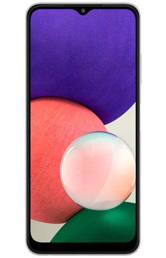 Product image of the Samsung Galaxy A22 5G A226 White