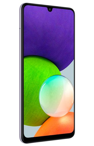 Product image of the Samsung Galaxy A22 64GB A225 Purple