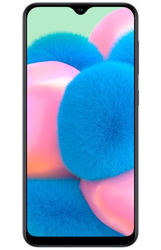 Product image of the Samsung Galaxy A30s 128GB Black
