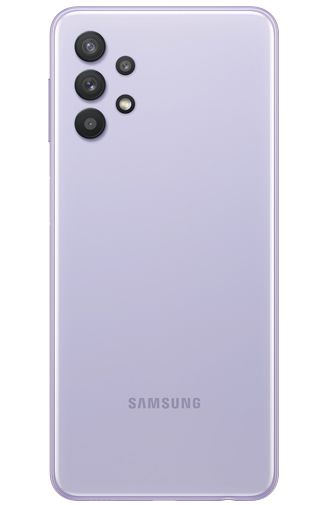 Productafbeelding van de Samsung Galaxy A32 5G 128GB Paars