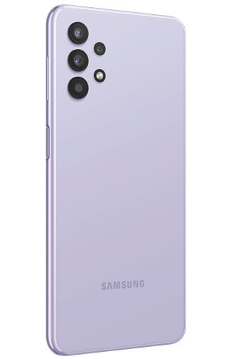 Product image of the Samsung Galaxy A32 5G 64GB Purple
