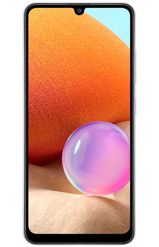 Product image of the Samsung Galaxy A32 5G 64GB White