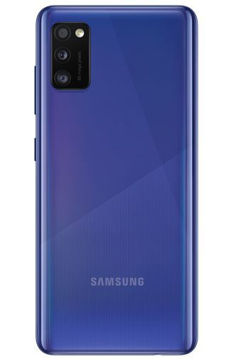 Product image of the Samsung Galaxy A41 Blue