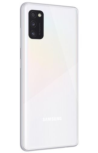 Product image of the Samsung Galaxy A41 White