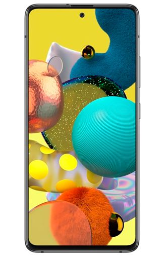 Samsung Galaxy A51 5G Zwart