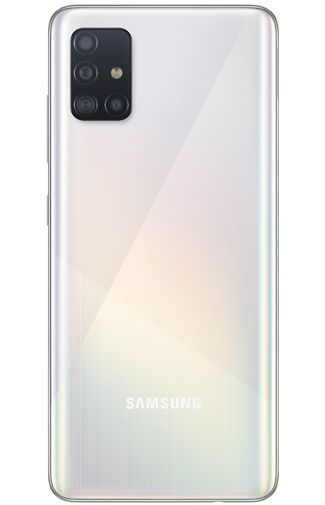 Product image of the Samsung Galaxy A51 4G White