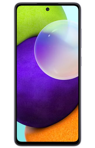 Product image of the Samsung Galaxy A52 A525 256GB Purple