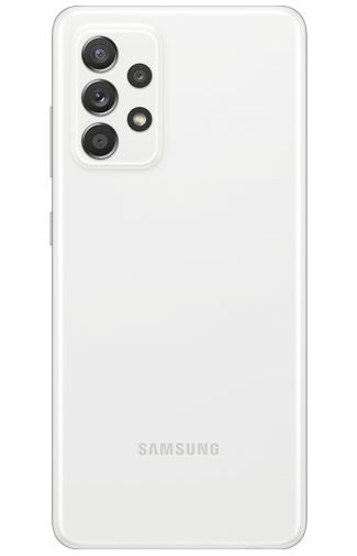 Product image of the Samsung Galaxy A52 A525 256GB White