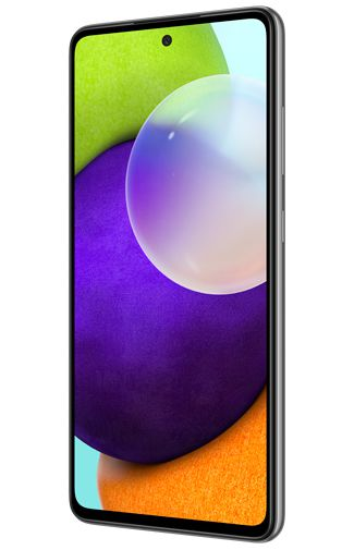Product image of the Samsung Galaxy A52 A525 256GB Black
