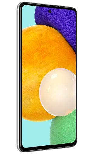 Product image of the Samsung Galaxy A52 5G A526 256GB White
