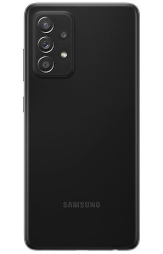 Product image of the Samsung Galaxy A52 5G A526 256GB Black