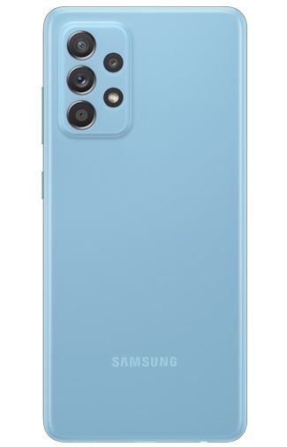 Product image of the Samsung Galaxy A52 5G A526 Blue