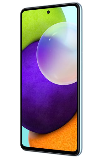 Product image of the Samsung Galaxy A52 A525 128GB Blue