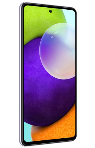 Product image of the Samsung Galaxy A52 A525 128GB Purple