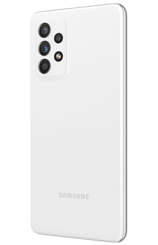 Product image of the Samsung Galaxy A52s 5G 128GB White