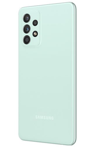 Product image of the Samsung Galaxy A52s 5G 256GB Green