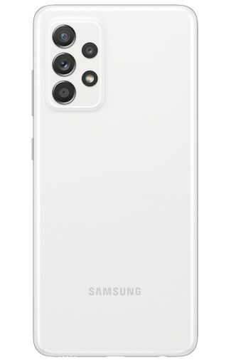 Product image of the Samsung Galaxy A52s 5G 256GB White