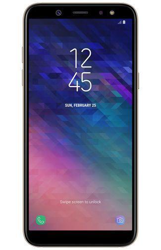 Productafbeelding van de Samsung Galaxy A6 A600 Duos Gold