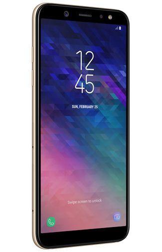 Productafbeelding van de Samsung Galaxy A6 A600 Gold