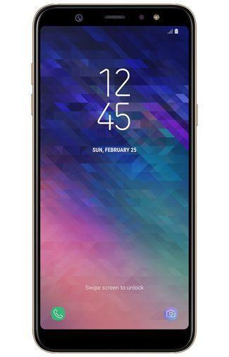 Productafbeelding van de Samsung Galaxy A6+ A605 Duos Gold