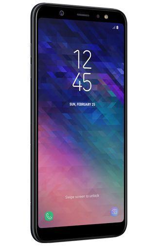 Productafbeelding van de Samsung Galaxy A6+ A605 Duos Black